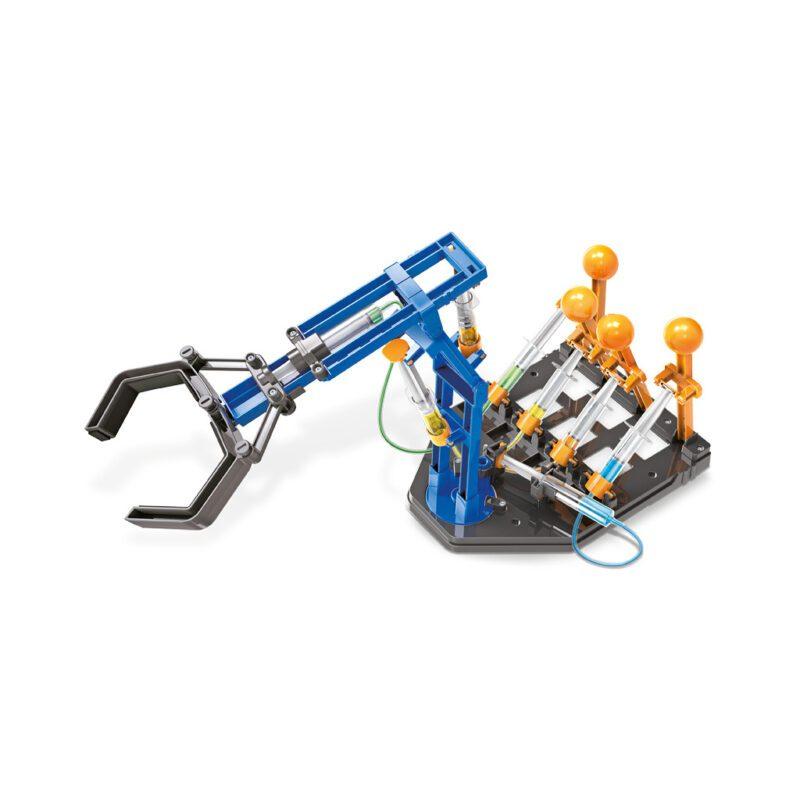 Mega Hydraulische Robot Arm Maken 4M 4 Handels Draaien Voor Achter Blikje Hand Grijper 4msp-5603427