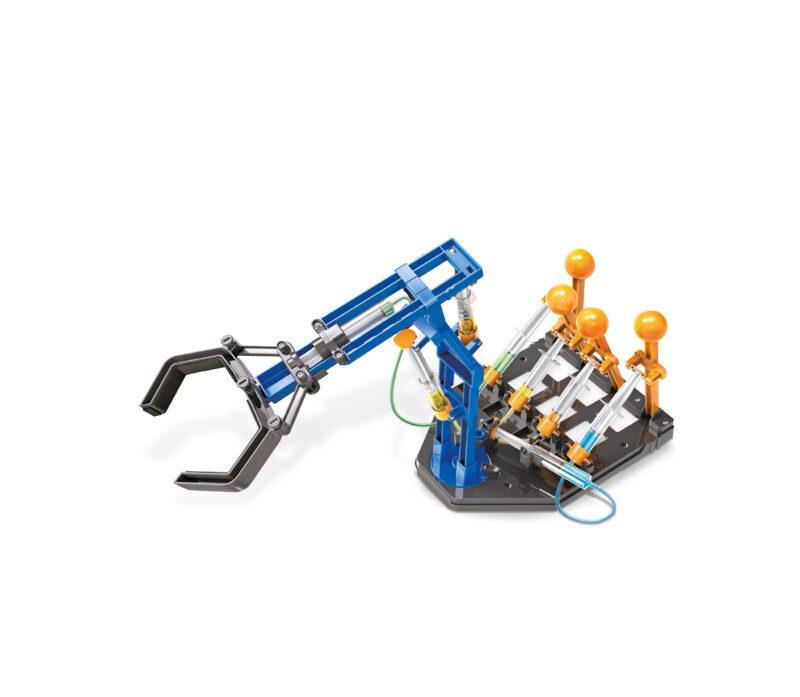 Mega Hydraulische Robot Arm Maken 4M Bouw Maak Ontdek Techniek Technisch Denken Onderzoeken Spelen 4msp-5603427
