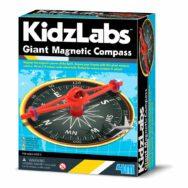Mega Kompas Maken 4M Jongen Meisje Boy Girl Sinterklaas Kerst Verjaardag Kado Cadeau Tip Windstreken Leren Kennen 4msp-5603438
