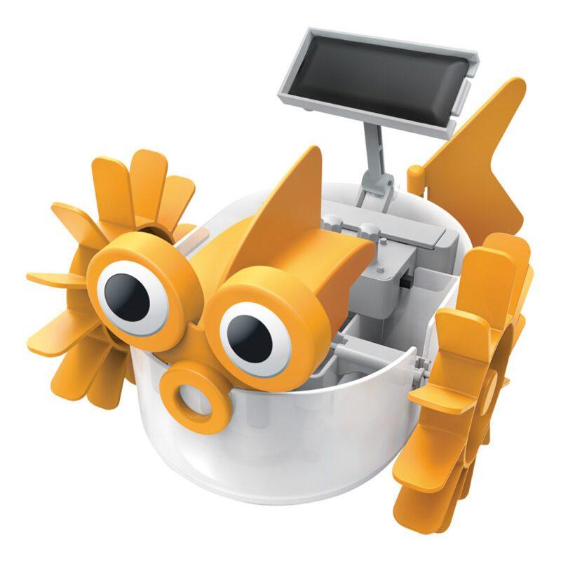 Nieuw Water Robot Maken 4M Grappig Lief Werkend Vis Oogjes Draaien Maken Bouwen 4msp-5603415