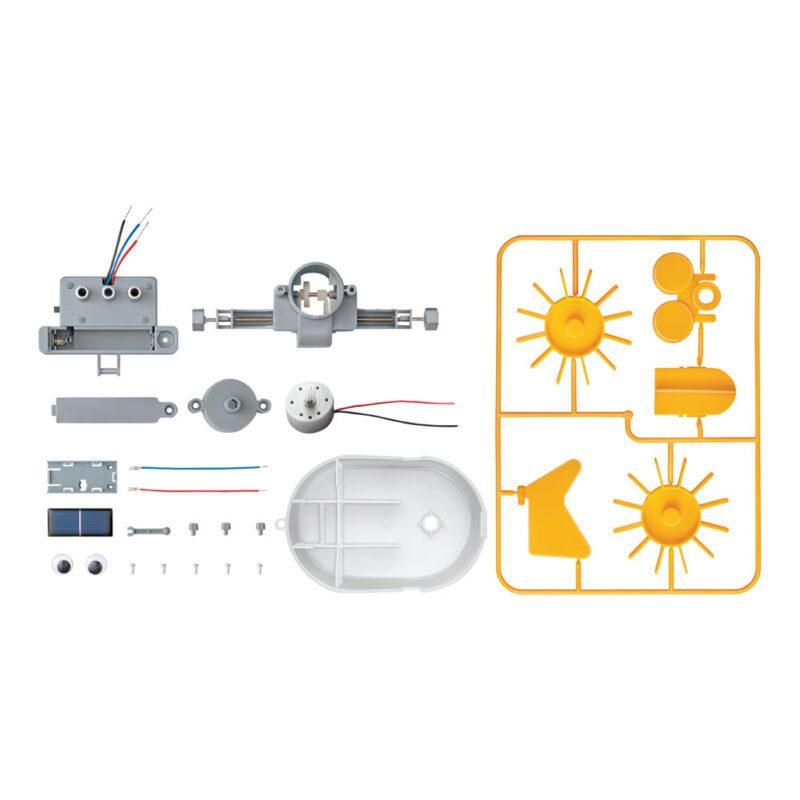 Nieuw Water Robot Maken 4M Inhoud Verpakking Onderdelen Zelf Maken Samenstellen Spelen Ontdekken 4msp-5603415
