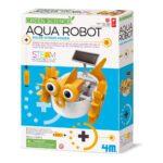 Nieuw Water Robot Maken 4M Vis Zonne Energie Ontdek Bouw Knutsel Creatief Pakket Maken Jongen Meisje Speelgoed 4msp-5603415