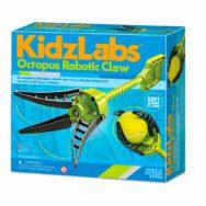 Octopus Robotklauw Maken 4M 3 Armen Klem Richt Jongen Meisje Boy Girl 6 Jaar Speelgoed Kado Cadeau Verjaardag 4msp-5603434