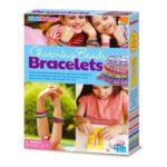 Parel Armband Maken 4M Ontdekken Maken Creatief Kado Cadeau Sint Kerst Tip Girls Meisjes Geven 4msp-5604751