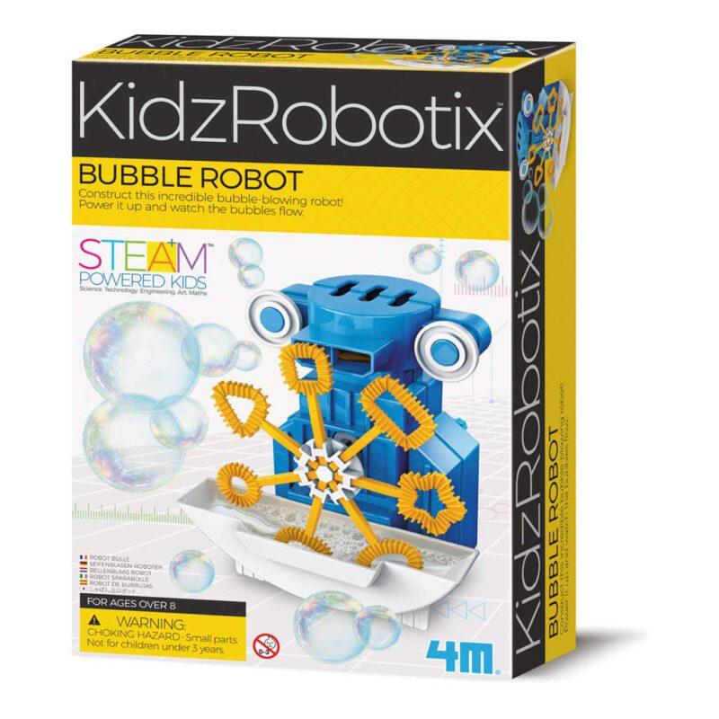 Robot Bellenblazer Maken 4M Bellenblaas Machine Maken Draaien Sob 4msp-5603423