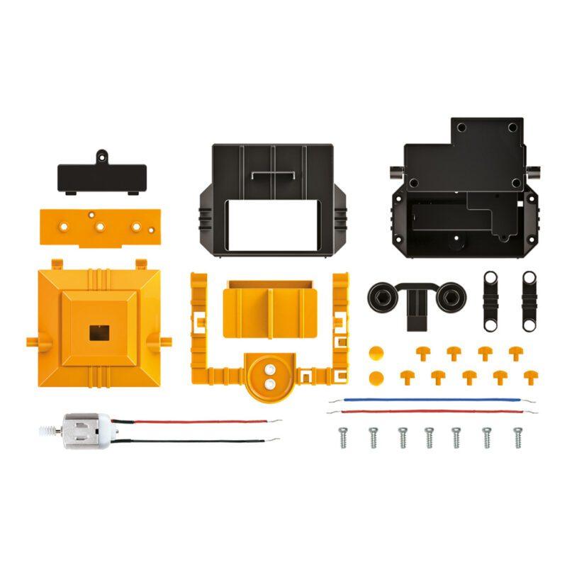 Robot Spaarbank Maken 4M Inhoud Doos Verpakking Materialen Onderdelen 4msp-5603422