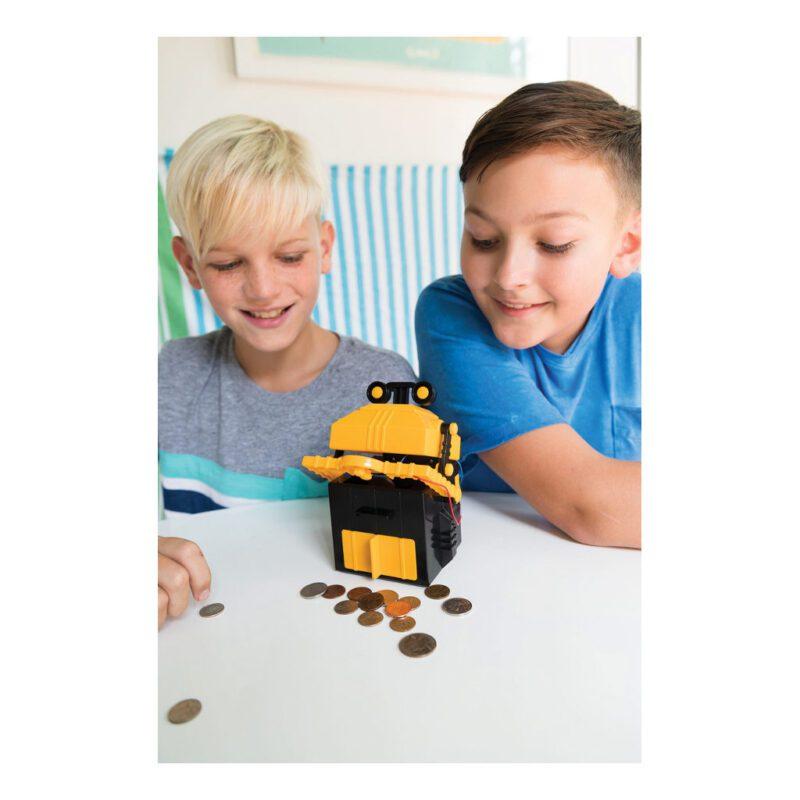 Robot Spaarbank Maken 4M Speel Leer Ontdek Speelgoed Bouwpakket 8 Jaar 4msp-5603422