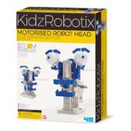 Robotkop Met Motor Maken 4M Jongen Meisje Ontdek Speelgoed Techniek Maken Bouwen 4msp-5603412