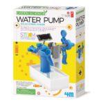 Waterpomp Maken 4M Aandrijving Water Stromen Zonne Energie Kind Kado Cadeau Tip Sint Kerst 4msp-5603425