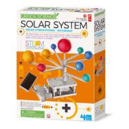 Zonne Energie Planetarium Maken 4M Bouwpakket Samen Stellen Sinterklaas Kerst Kado Tip 4msp-5603416