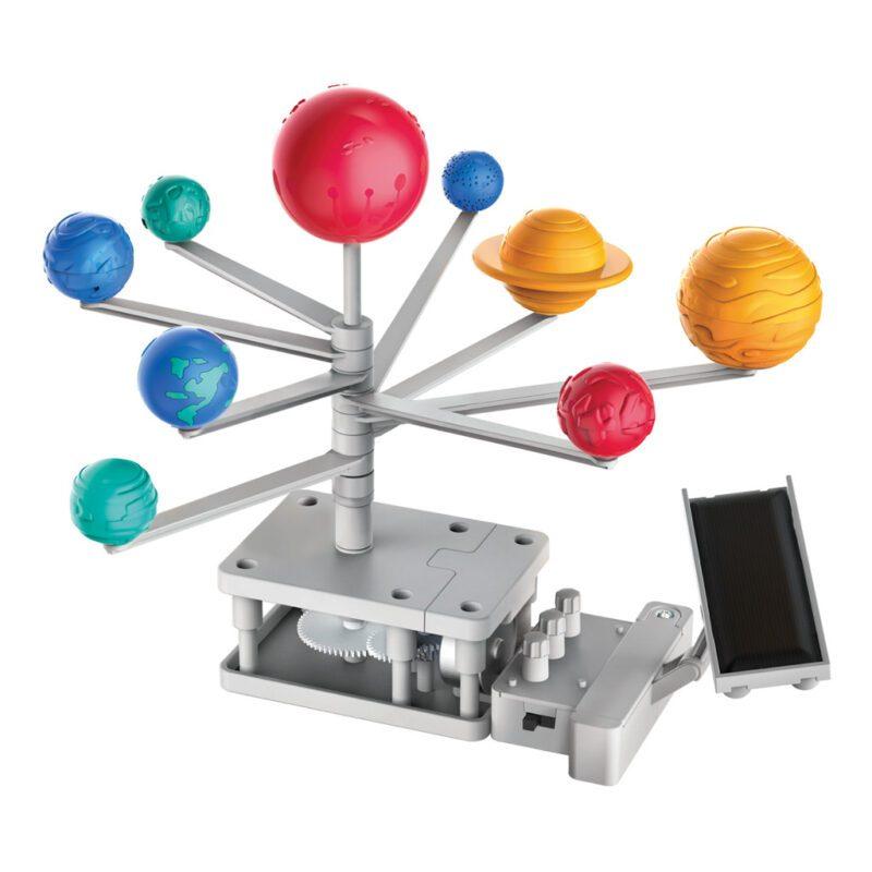Zonne Energie Planetarium Maken 4M Hybrid Solar Engineering Zonnestelsel Knutselen Bouwen Opladen Jongen Meisje Speelgoed Ontdek 4msp-5603416